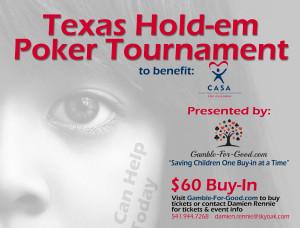 CASA Poker Tournament Web