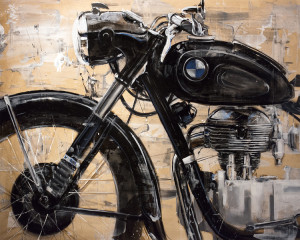 Motorcycle Artwork